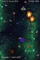 Screenshot of K-Space Shooter HD