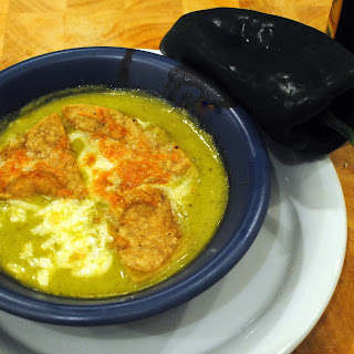 Cream Of Poblano Soup Chicken Recipes