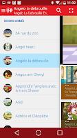 Screenshot of Dessins animés pr enfants(pub)