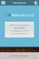 Screenshot of Webcamconsult