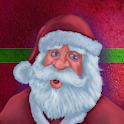 Santas Route Live Wallpaper icon