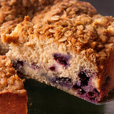 Blueberry-Spice Coffee Cake Recipe