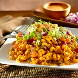 Cheesy Macaroni Salad Recipes