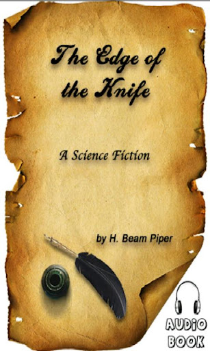 The Edge of the Knife Audio