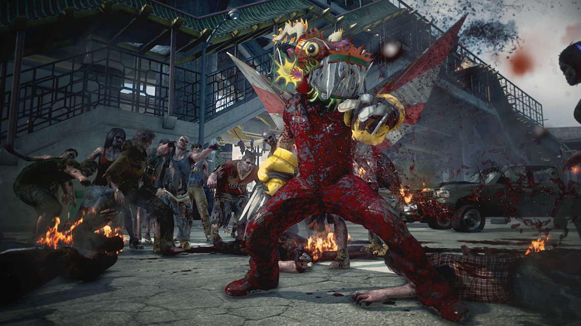 Dead Rising 3 multiplayer co-op and super-combo weapons lead Microsoft's TGS line-up