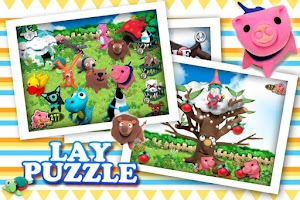 Screenshot of Laypuzzle
