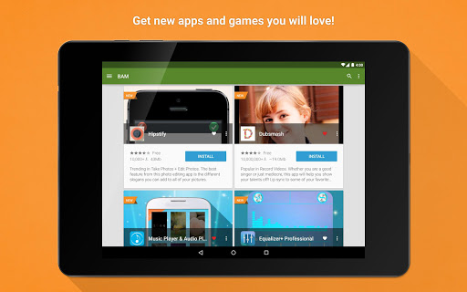 best-apps-market-for-android for android screenshot
