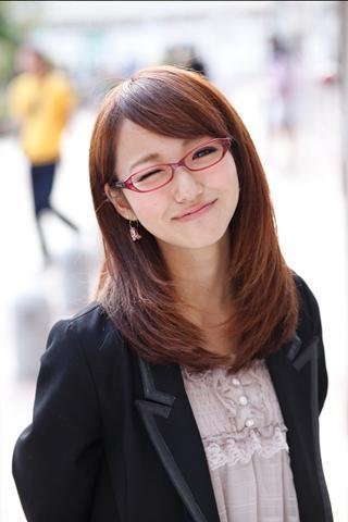 Megane Bijin by Fukuoka 01