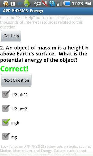 【免費教育App】Physics: Energy-APP點子