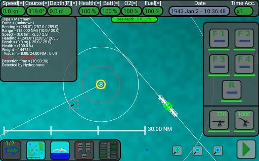 U-Boat Simulator - screenshot