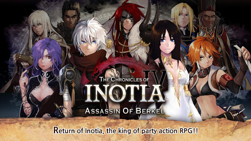 inotia-4 for android screenshot