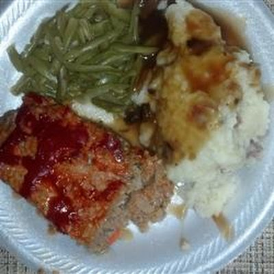 Yummy Veal Meat Loaf