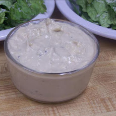 Guiltless Caesar Salad Dressing