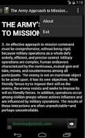Screenshot of ADP 6-0 Mission Command