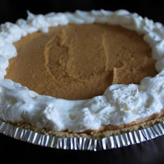 No-Bake Cheesecake Pumpkin Pie