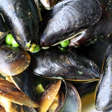 The Secret Ingredient (Curry): Bombay Mussels with Peas