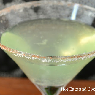 Green Martini Recipes