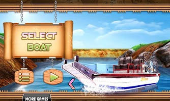 Screenshot of Florida Airboat Simulator Game