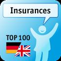 100 Insurances Keywords