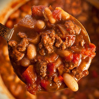 Easy Spicy Turkey Chili