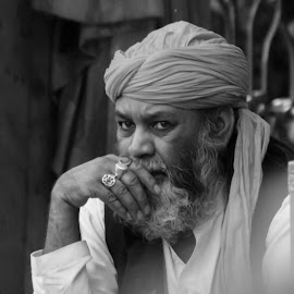 Holyman by Naushad's Photography - People Street & Candids ( nature, street, holyman, places, travel, people )