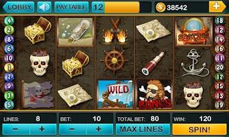 Screenshot of Slots Mania II