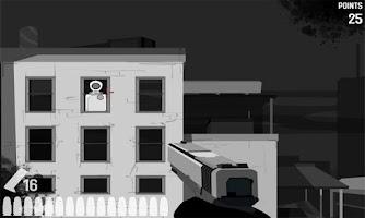 Screenshot of Stickman Shooting