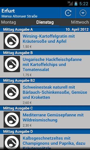 Mensa Erfurt