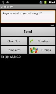 GroupText AdFree- screenshot thumbnail