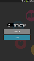 Screenshot of eHarmony