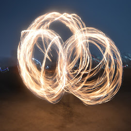 আগ্নি গোলক by Amdadul Haque - Abstract Fire & Fireworks ( fireworks, night, nikon, fire )