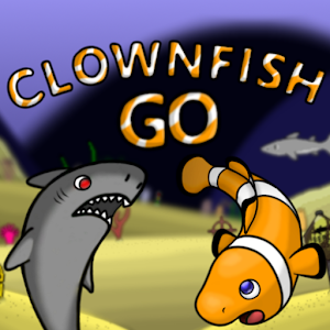 Clownfish Go – casual tapping game