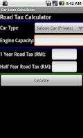 Screenshot of Car Loan Payment Calculator