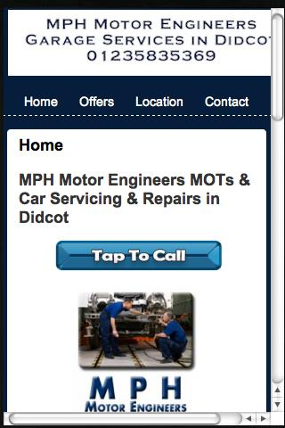 MPH Motor Engineers