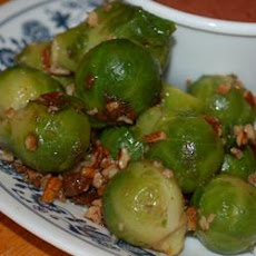 Mom's Brussels Sprouts
