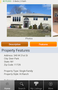 Roman Krutoy, Realtor - screenshot
