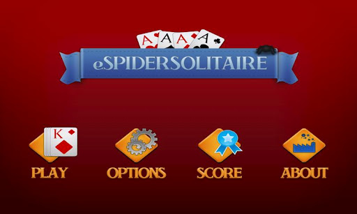 espidersolitaire for android screenshot