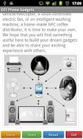Screenshot of DIY Phone Gadgets Free
