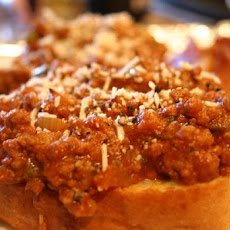 Spicy Sloppy Italian Joes!