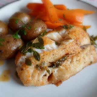 Sauteed Cod Fish Recipes
