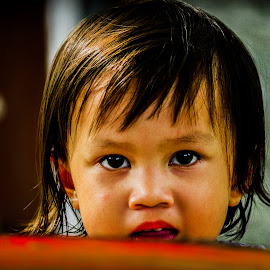 Aerysah.. by Mohd Haffiz - Babies & Children Child Portraits (  )