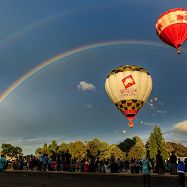 Canberra Balloon Spectacular 2014 by Edward Luong - News & Events Entertainment