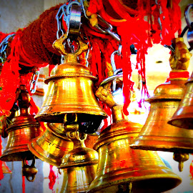 Bells No Mercy by Varun Singh - Artistic Objects Antiques