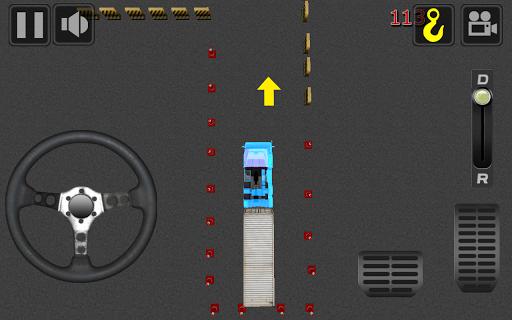 Real Truck Parking 3D - screenshot