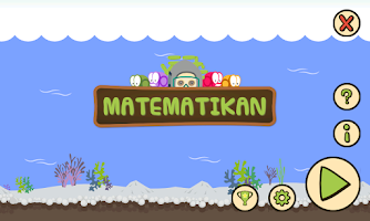Screenshot of MatematIkan