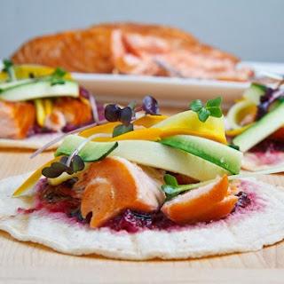 Salmon Fish Tacos Healthy Recipes