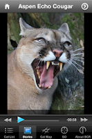 Screenshot of Big Cat Rescue