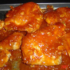 Mama's Bar-B-Que (Barbecue) Chicken