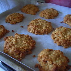 Anzac Biscuits With Macadamias (Australian)