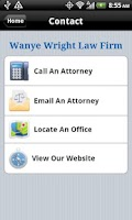 Screenshot of Wayne Wright Injury Lawyers